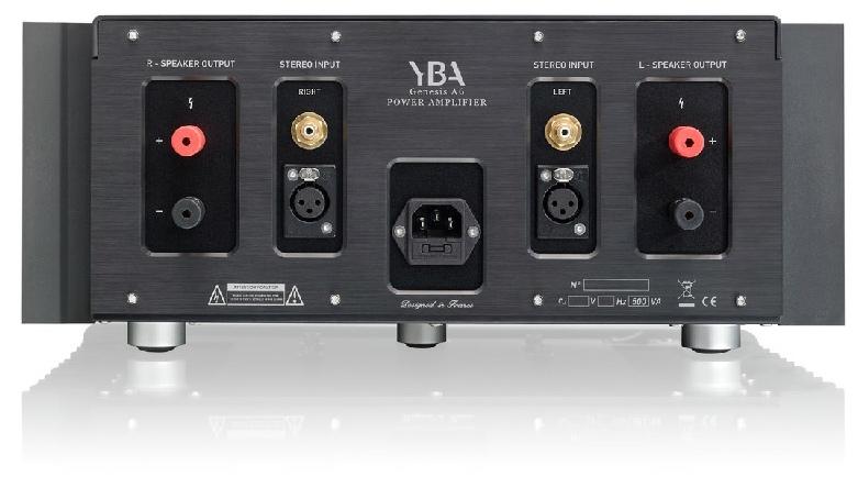 Amplificador YBA Genesis A6