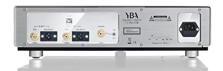Lector de CD YBA Passion CD430