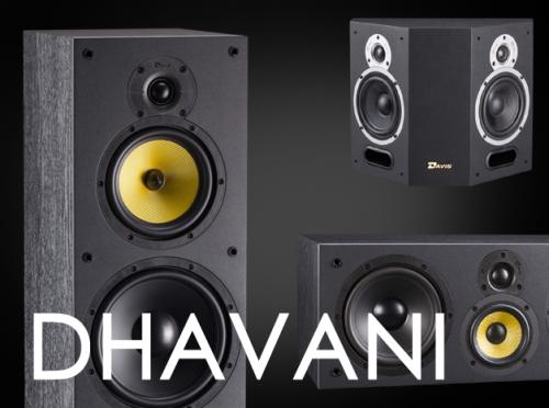 Davis - Serie Dhavani